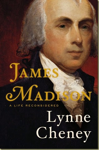 James Madison.Hi res cover