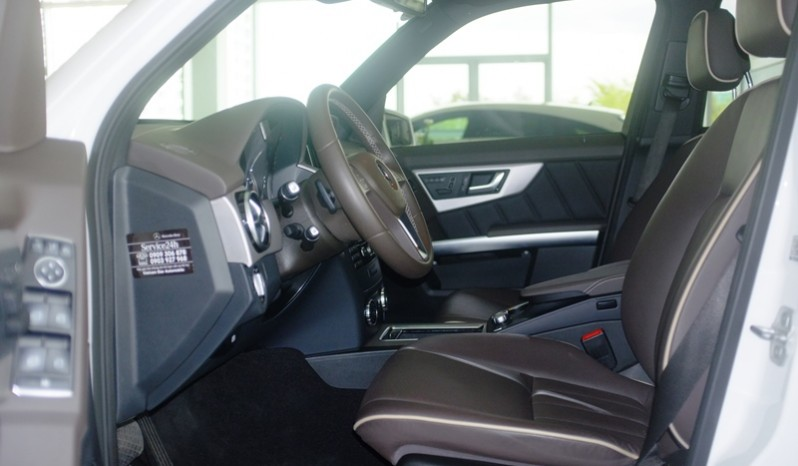 Nội thất xe Mercedes Benz GLK250 AMG 2014 03
