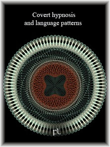 Covert hypnosis and language patterns Cover