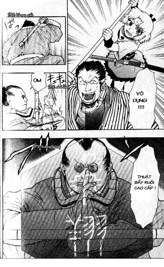 Dragon Eyes - Mắt Rồng Chap 007