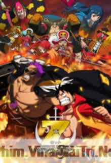 Đảo Hải Tặc One Piece Film Z - One Piece Movie 12