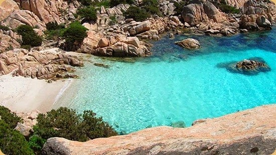 Archipelago of La Maddalena and Islands of Bocche di Bonifacio.1