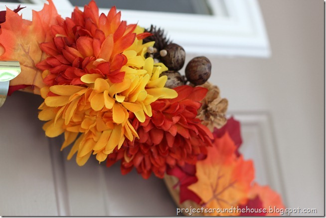 fall wreath 5