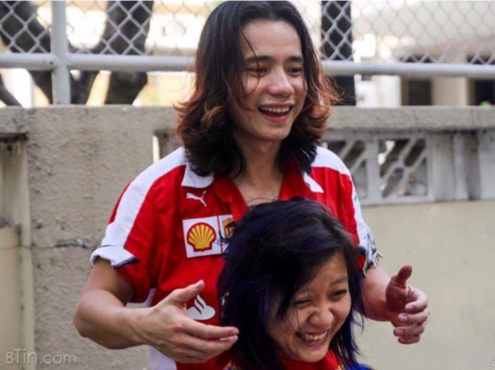 Lê Tuấn (còn gọi là Tuấn Sky) sinh năm 1985, quê ở