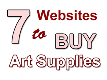 buy art supplies