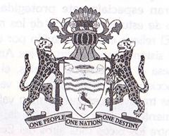 imagen del escudo de guyana