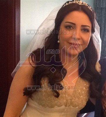 صور حفل زفاف لبنى  عسل