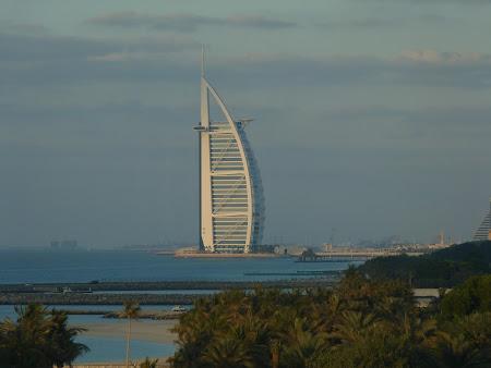 Obiective turistice Dubai: Burj al Arab