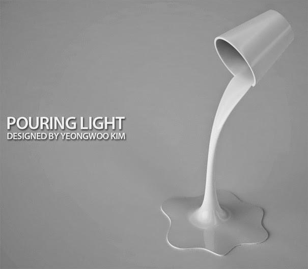 Đèn sáng tạo