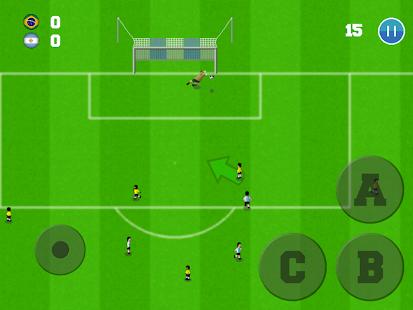 Counterattack Soccer