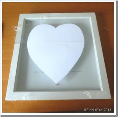2359e886da9 It s All Fiddle Fart  Framed Jewelled Heart
