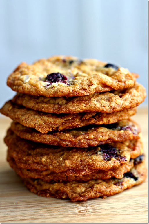Salted Caramel, Blueberry, Coconut-Corn Flake Cookies3