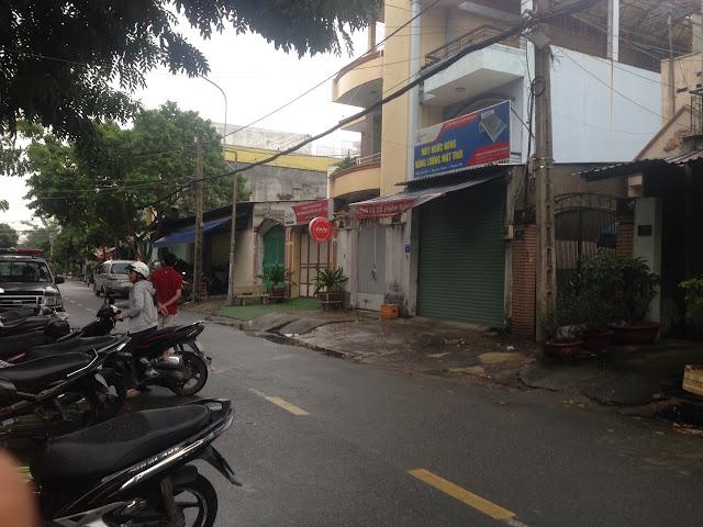 Bán nhà Mặt Tiền đường Lê Niệm Quận Tân Phú 2