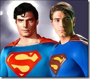 Superman-then-and-now