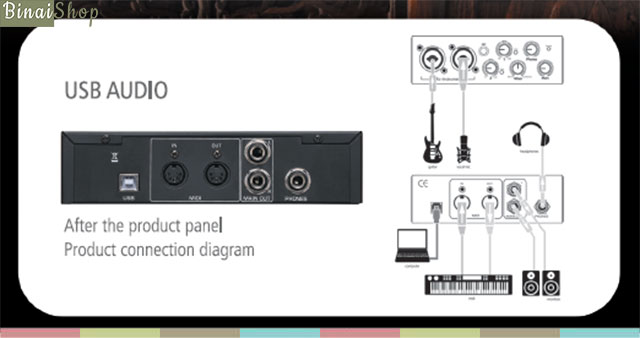 N-AUDIO Audio Box