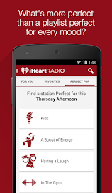 iHeartRadio - Music & Radio Screenshot 4