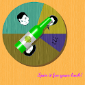 a Spinner, spin bottle (Free) icon