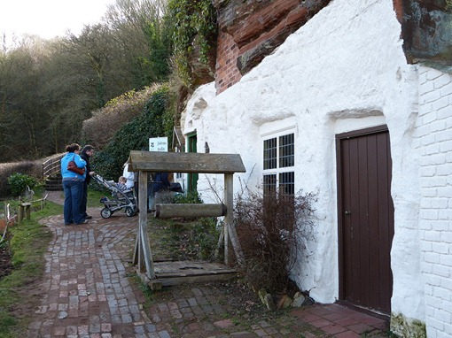 Kinver Edge, Holy Austin Rock houses