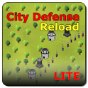 City Defense Lit Tower Defense logo