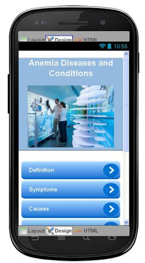 Anemia Disease Symptoms