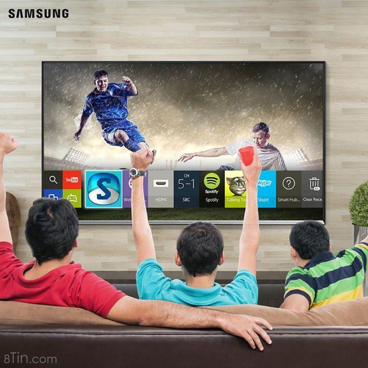 4 ứng dụng thể thao trên Samsung Smart TV không thể bỏ