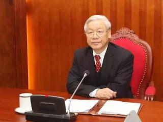 Việt Nam vẫn là một Nhà nước độc đảng giống Bắc Triều Tiên với người đứng đầu là Tổng bí thư, Chủ Tịch nước Nguyễn Phú Trọng