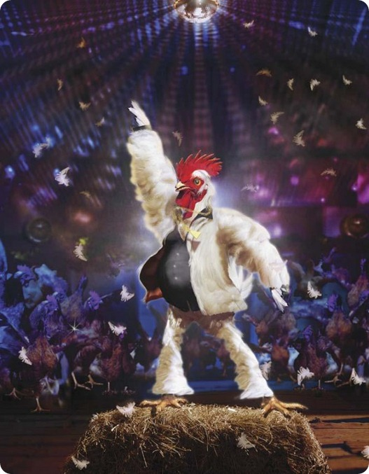 dance chicken
