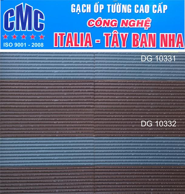 Gạch ốp trang trí sọc đũa CMC
