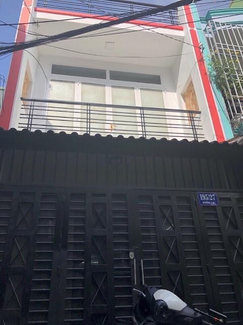 Bán nhà hẻm xe ô tô Vườn Lài Phú Thọ Hòa Quận Tân Phú 02