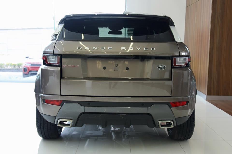 Xe Range Rover Evoque 08