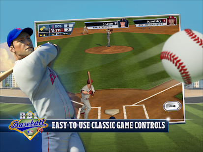 R.B.I. Baseball 14- screenshot thumbnail