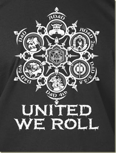 United we roll