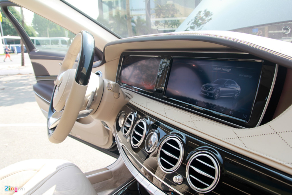 Xe Mercedes Benz S65 AMG New Model 011