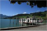 Ausflugsdampfer, Sarner See