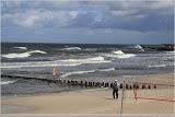 Strand in Kolobrzeg