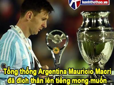 Liệu Messi có gạt cái tôi sang 1 bên