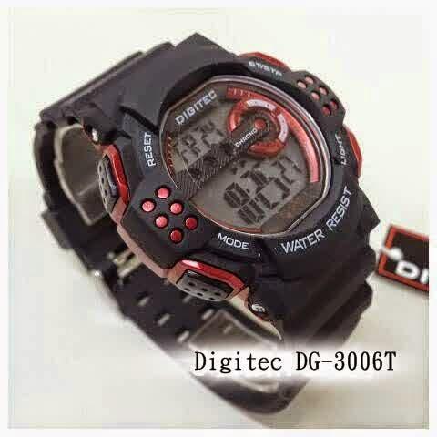 Jual jam tangan Digitec,Digitec
