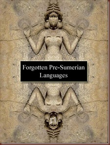Forgotten Pre-Sumerian Languages Cover
