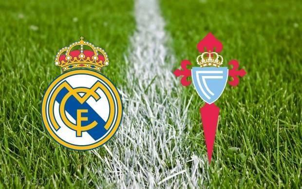 TRƯỜNG THUẬT TRỰC TIẾP 22:00 l Real Madrid vs Celta de Vigo