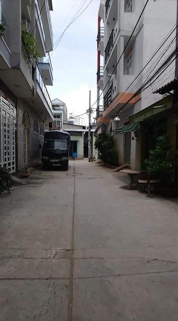 Bán nhà hẻm 6 mét đường Lê Văn Quới Quận Bình Tân 08