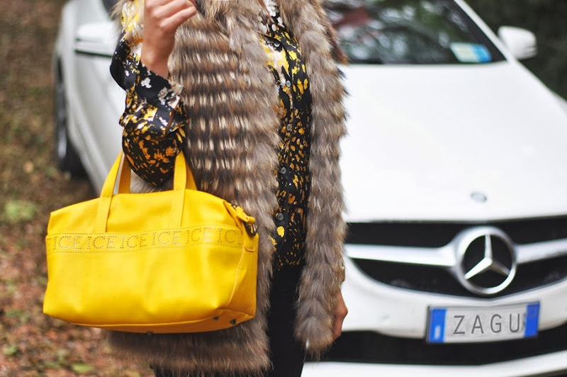 outfit, mercedes benz, bag ice icebergvarese, italian fashion bloggers, fashion bloggers, street style, zagufashion, valentina coco, i migliori fashion blogger italiani