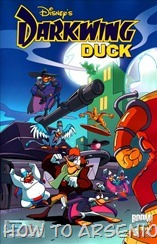P00005 - Darkwing Duck  L9D #5
