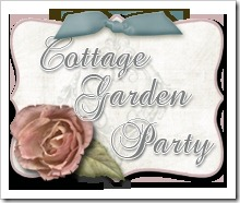Cottage Garden Party - button (3)