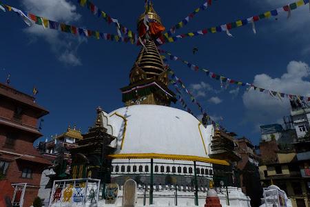Stupa budista Kathmandu