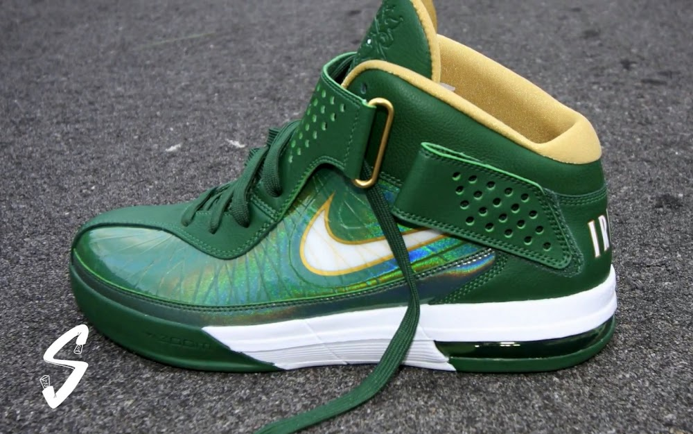 low priced d0956 611eb Nike Air Max Soldier V 5 8220SVSM8221 Away Player Exclusive ...