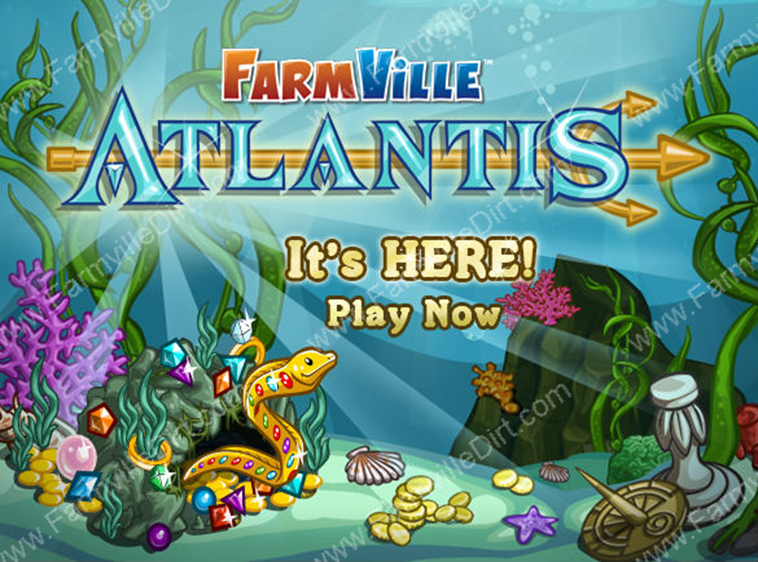 Atlantis Loading Screen