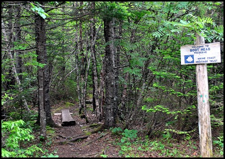 3 - Boot Cove Trailhead