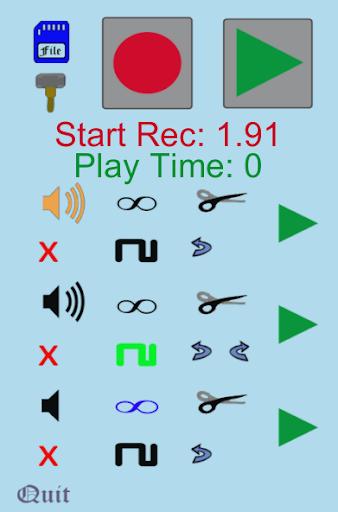 Loop Multitrack Recorder