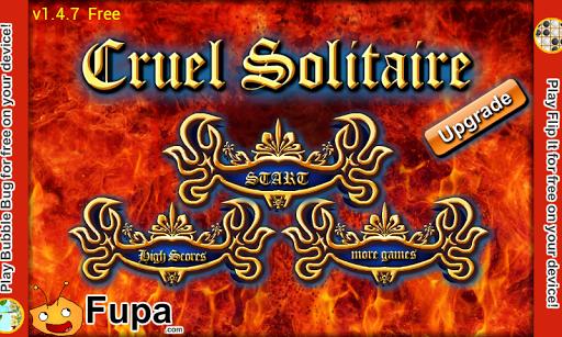 Cruel Solitaire Premium