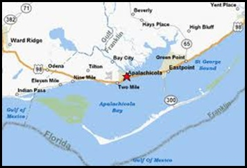 Saint George Florida Map.In The Direction Of Our Dreams Hi To St George Pam Vic Warnings
